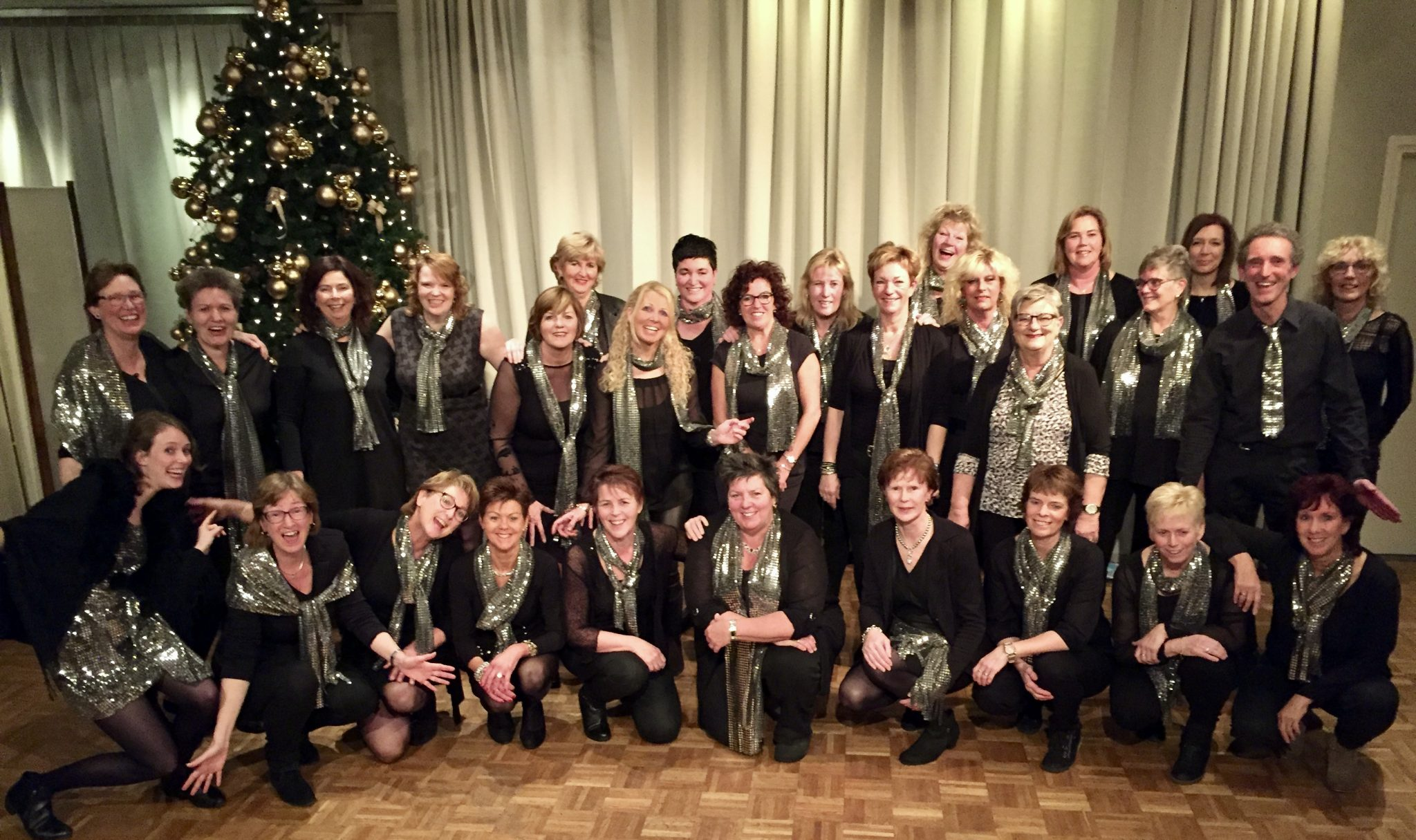 "16 december – Eindejaarsconcert popkoor ""Live Voices"""